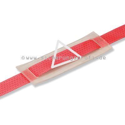Bandschutzplatte aus PU für 25 mm Bandbreite
