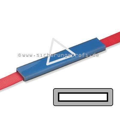 Bandschutz / Schnittschutz aus PU, zweiseitig für 30 mm Bandbreite