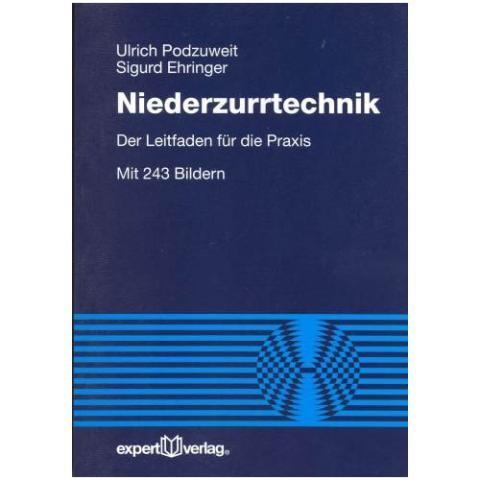 Buch Niederzurrtechnik von U. Podzuweit und S. Ehringer