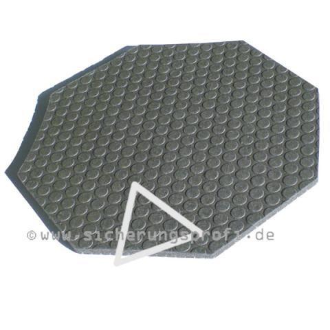 Antirutschmatte für PKW & LKW, 4,5 mm, 15 cm, 8-kant